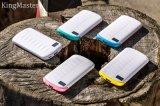 Banco portátil Emergency ao ar livre da potência do rei Mestre 6000mAh para o móbil