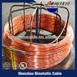 Тип провода AWG провода замотки покрынный эмалью алюминием 240 градусов