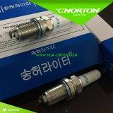 Bougie d'allumage véritable de pièces de rechange pour Hyundai Elantra 27410-37100 Pfr5n