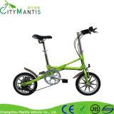 탄소 강철 7 속도 1개 초 접히는 자전거