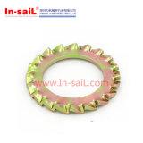 Rondelle galvanisée de produit plat et rondelle à ressort