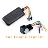 3G GPS Verfolger-Monitor mit entfernt Phasenaufspüren, Sperre-Öl Tk119-3G