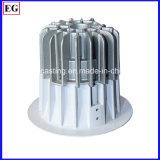 アルミニウムADC12 SGSはダイカストLED脱熱器部品を