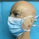 Хирургический Non сплетенный лицевой щиток гермошлема с экраном