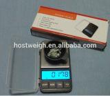 Самого высокого маштаб карманн/ювелирных изделий точности 500g миниого цифров