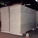 Pannello a sandwich ad alta densità dell'unità di elaborazione del poliuretano per la parete & il tetto