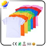 Kleurrijk en Highquality 100% Cotton Made van T-shirts en T-shirts Children en Sports Shirt voor Promotional Gifts