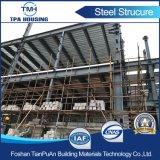 Edificio d'acciaio prefabbricato di Sturcture dei 2 pavimenti per il workshop