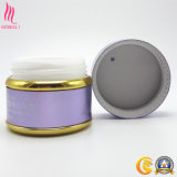 Großhandelszurückführbares kosmetisches Luxuxglas für Creme für den Körper