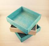 Petites caisses en bois de finition faites sur commande pour la mémoire