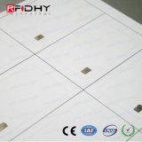 MIFARE plus Inlegsel van de Kaart van pvc RFID van Se 1k 0.42mm het Slimme