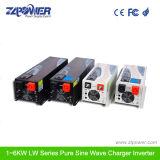 reiner Wellen-Inverter des Sinus-50/60Hz mit Wechselstrom-Aufladeeinheit (LW1000W-LW6000W)