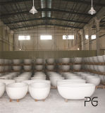 Ванна овальной формы Freestanding