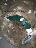 Collegare galvanizzato legante del ferro con il PVC ricoperto