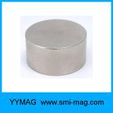 Постоянная спеченная кнопка магнитов диска неодимия для упаковки