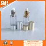 [15مل], [30مل], [50مل] ألومنيوم خال مضخة زجاجة لأنّ سائل أساس
