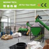 Lavaggio delle bottiglie caldo dell'animale domestico di vendita 1000KG/Hour che ricicla riga