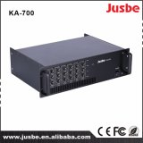 Jusbe Ka-700 6 hohe Leistungsfähigkeits-Berufsaudiodigital-Energien-Stereolithographie-Verstärker des Kanal-200With8ohm 350With4ohm