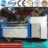 Quente! Mclw12xnc-20X2000 máquina de rolamento especial da placa do rolo do cone quatro, máquina de dobra