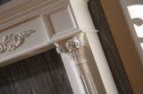 El soporte europeo LED de la TV enciende los muebles eléctricos del hotel de la chimenea de la calefacción (326B)