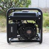 バイソン(中国) BS2500m 2kw 2kVA AC単一フェーズの熱い販売の高品質の信頼できる上の土地の発電機の価格
