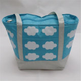 A versão nova do saco do almoço do saco da isolação térmica de bloco de gelo da nuvem (GB#241)