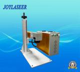 Máquina portable de la impresión/de grabado de la marca del laser de la fibra 30W