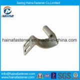 Kundenspezifisches SS304 Blech zerteilt den Halter, der Teil mit dem Verbiegen stempelt