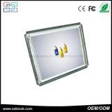 Quiosco del monitor del ordenador del LCD de la pulgada de VGA+DVI Input10.4