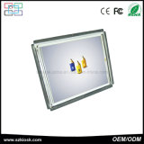 Киоск монитора компьютера LCD дюйма VGA+DVI Input10.4