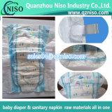 熱い販売PP正面テープ赤ん坊または大人のおむつのための正面フィルムの側面テープ