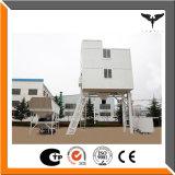 Type de saut constructeur de centrales de traitement en lots concret en Chine