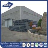 マルチ階を構築する前に設計された鉄骨構造の倉庫