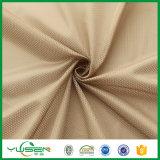 A tela 100% de engranzamento do poliéster, faz malha a tela poli para o alinhamento dos vestuários