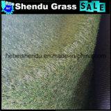 relvado sintético da cor verde de 20mm com baixo preço