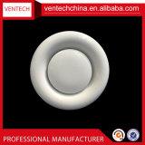 Luft-Conditioneing galvanisiertes Eisen-Luftschlitz-Luft-Diffuser- (Zerstäuber)rundes Tellerableerventil