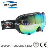 Reanson BerufsFrameless Anti-Fog doppelte kugelförmige Objektiv-Ski fahrende Schnee-Mobile-Schutzbrillen