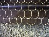 Sechseckige Draht-Filetarbeit nach Kurbelgehäuse-Belüftung beschichtet