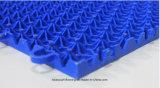 La surface de cour de jeu de gosses badine l'étage de plastique de cour de jeu de gosses de plancher de cour de jeu