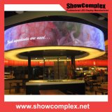 A todo color pH 2 publicitaria de interior LED Video Wall