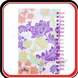 Impression personnalisée Spiral Hardcover Wedding Guest Book