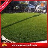 올리브 녹색 잔디밭 양탄자 잔디 인공적인 뗏장
