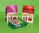 Saco do empacotamento plástico do animal de estimação/folha/alimento
