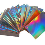 종이를 위해 포일 필름 최신 각인을 인쇄하는 자필 이동