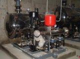 Sistema de fonte da água no edifício