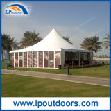 Lp Outdoor Glass Wall Marquee Pagoda Storage Tent for Event
