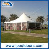 Langspielplatte-im Freien Glaswand-Festzelt-Pagode-Speicher-Zelt für Ereignis