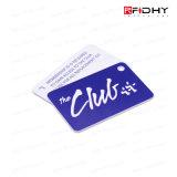 RFID 카드를 인쇄하는 나 부호 Sli 멤버쉽 관리 로고