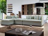 新しいデザイン現代ファブリックソファー、ファブリックソファーセット、ソファーの家具Sf1211