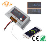 12V/24V 20A Sonnenkollektor-Batterie-Regler-Ladung-Controller